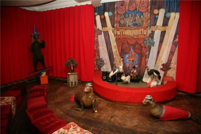 Музей А.А. Дурова, Таганрог