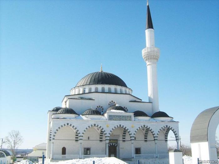 Мечеть в Верхней Пышме, Свердловская область