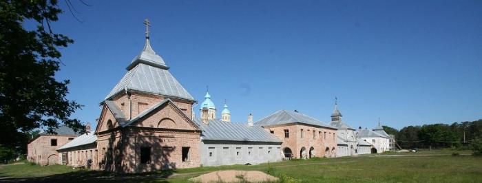 Коневский Рождество-Богородичный монастырь вид