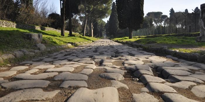 Античная Аппиева дорога