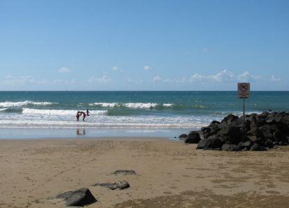 Пляжный отдых в Бандаберге