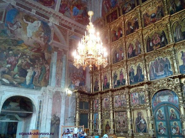 Фреска Преображение в Спасо-Преображенском соборе, Углич