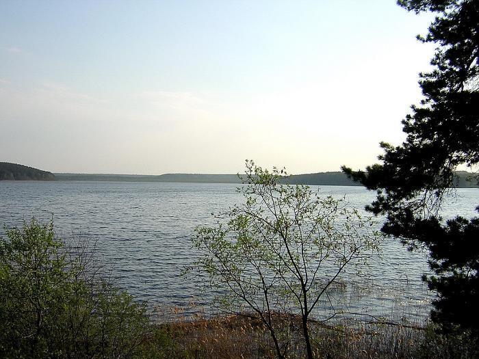 Национальный парк Припышминские боры, Озеро Гурино