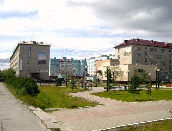 Центр Города Семи лиственниц
