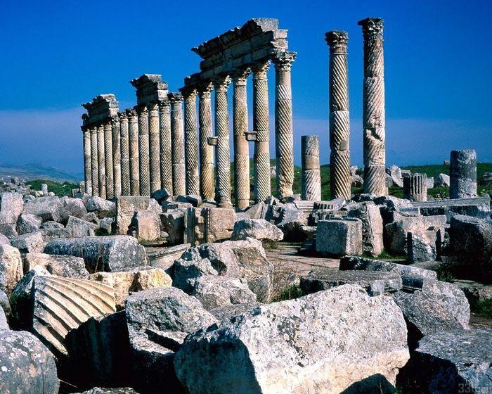 Природные памятники Эллады