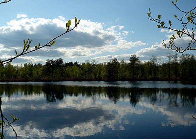 Озеро Велино