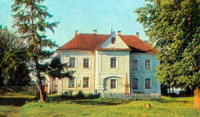 Усадьба Михаила Сердюкова в Вышнем Волочке