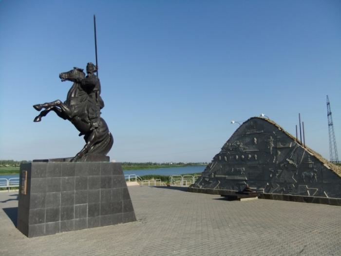 Курган Казачьей славы, Волгодонск