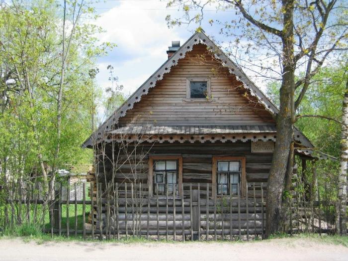 Музей «Домик няни А. С. Пушкина»