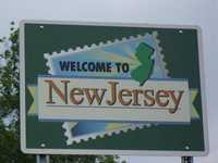 Знак приветствия в штате Нью Джерси