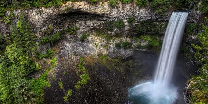 водопад Брендивайн