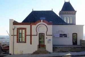 музей Жюля Верна в Нанте