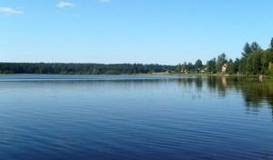 озеро Охват
