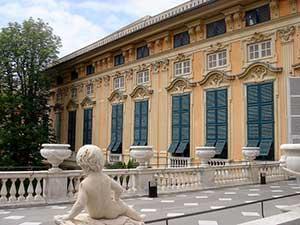 Палаццо Бьянко в Генуе