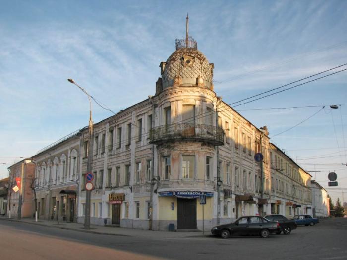 Дом Седова, Рыбинск