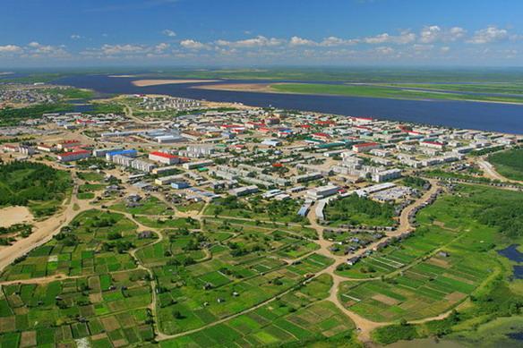 Нарьян-Мар. Фото