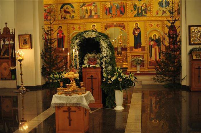 Кафедральный собор Воскресения Христова, Кызыл
