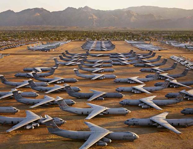 Кладбище самолетов