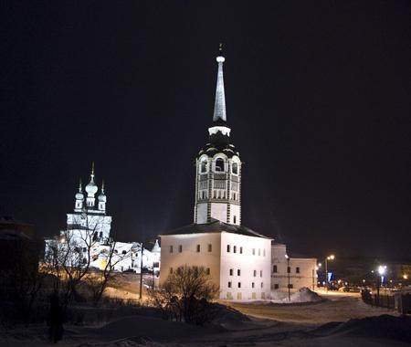Соборная колокольня, Соликамск