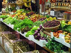 Рынок Сан-Лоренцо во Флоренции