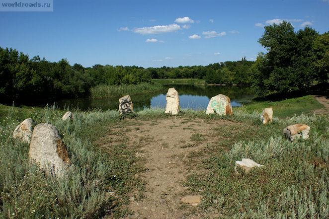Камни Лепетюхина