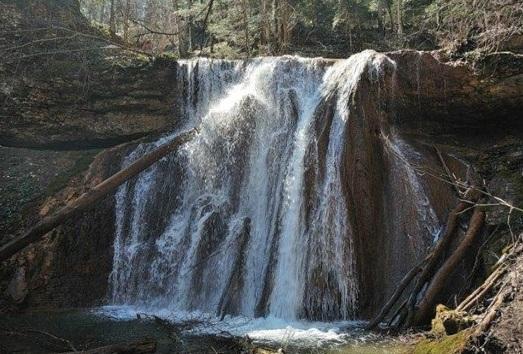 Каверзинский водопад фото