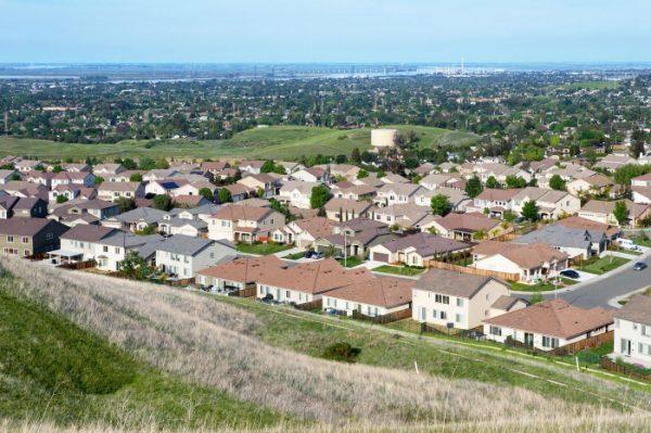 Антиок, штат Калифорния - частный чартерный перелет