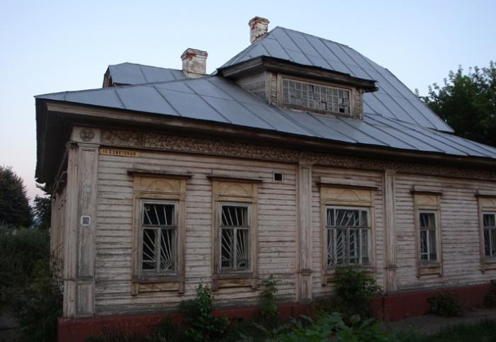 Дом Черкасских