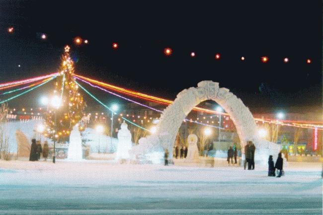 Центральная площадь, Горно-Алтайск