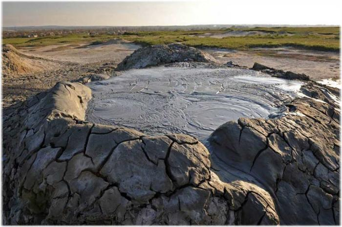 грязевой вулкан Гефест