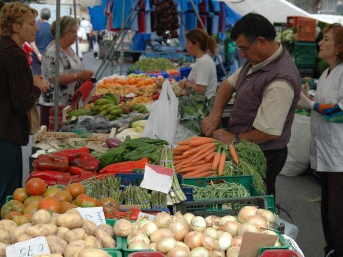 Городские рынки, Майкоп