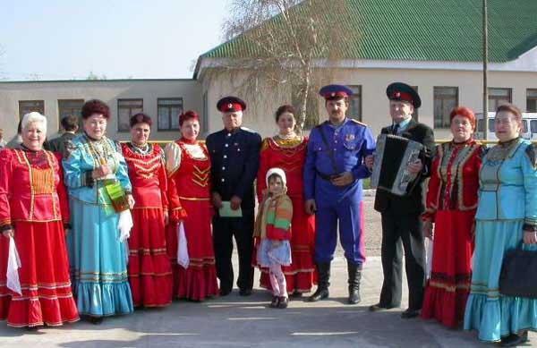 Донские казаки, Урюпинск