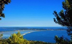 Город Йер Hyeres Франция – пляжи фото
