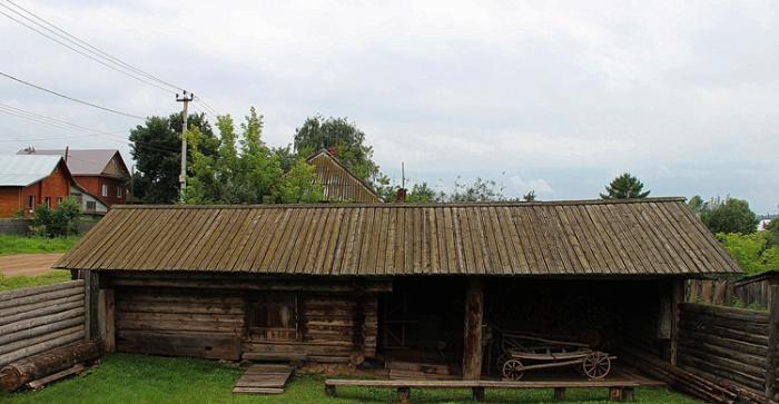Архитектурно-этнографический комплекс «Сайгатка»