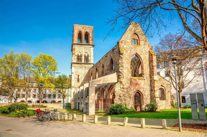 Церковь св. Кристофа