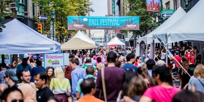 fall festival in philadelphia
