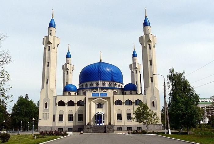 Соборная мечеть, Майкоп