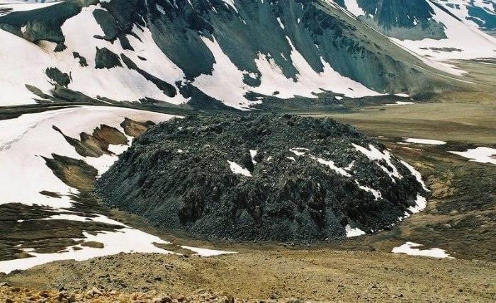 Долина Десяти тысяч дымов Аляска фото