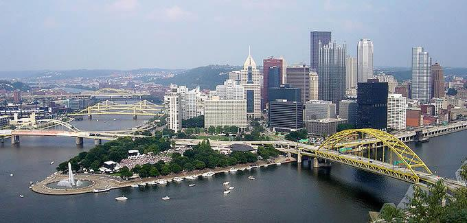 Питтсбург, США (Pittsburgh, USA)