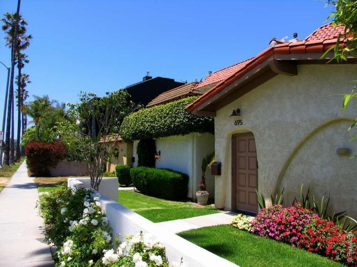 Отели Лос-Анджелеса рядом с его достопримечательностями