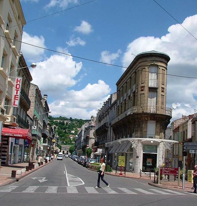 Ажен, франция