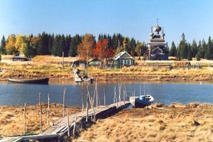деревня Вирма