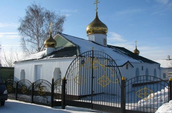 Храм Святого Сергия Радонежского