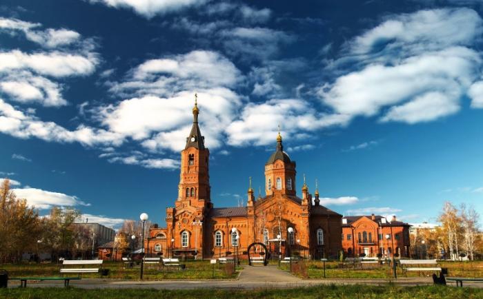 Александро-Невский собор, Курган