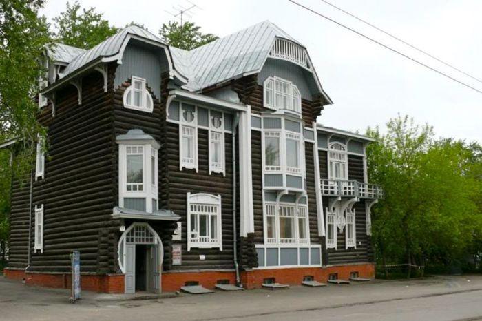 Исторические музеи в Томске
