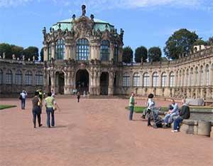 Дрезденский Цвингер