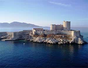 Замок Иф это одна из главных достопримечательностей Марселя