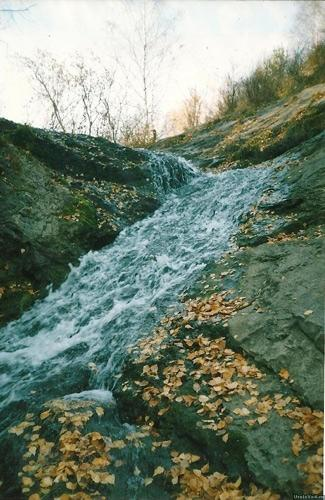 Водопад Шата