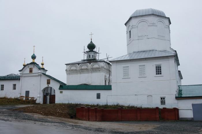 Вознесенский Троицкий монастырь, Соликамск