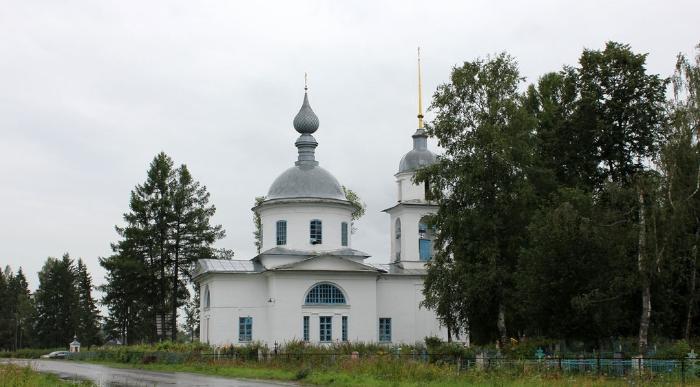 Усадьба Старая Вичуга - Ивановская область